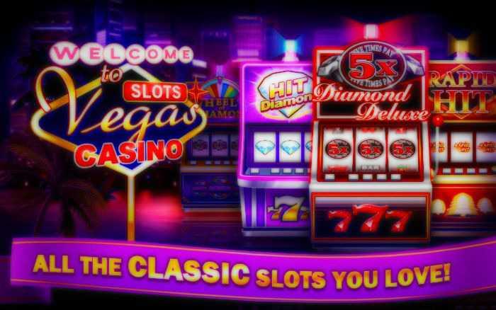 double flash Slot Machine